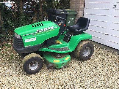 John Deere Sabre Lawn Tractors 1438 1542 1642 1646 Service Manual