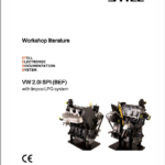 Still Engine VW 2.0I SPI