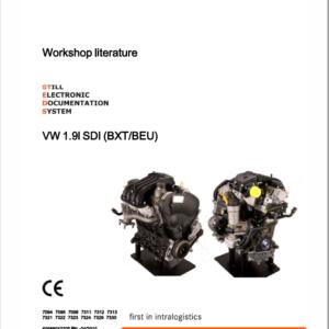 Still Engine VW 1.9 SDI