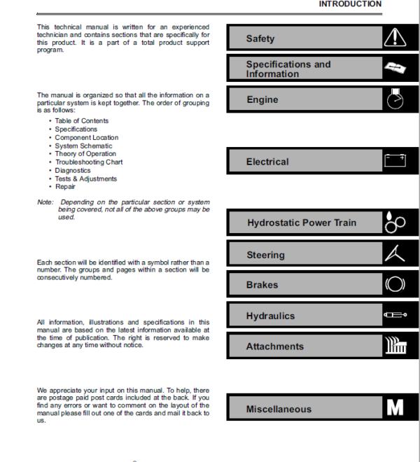 John Deere 2243 Mower Service Manual TM-1473