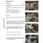 Still MX15-3 Order Picker Workshop Repair Manual