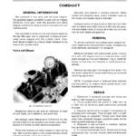 John Deere 310 Loader Backhoe Service Manual TM-1036