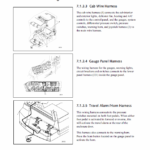 John Deere 853G Log Loader Service Manual TM-1889