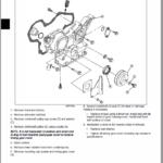 John Deere 3215A, 3215B, 3225B, 3235A and 3235B Mower Service Manual