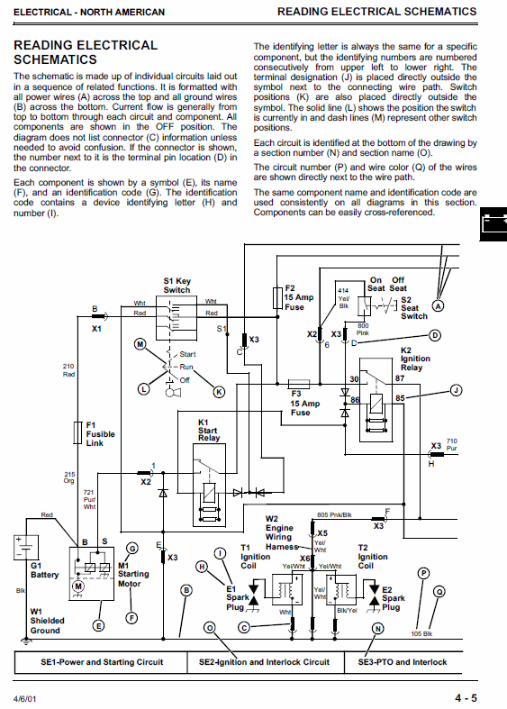John Deere 4200, 4300, 4400 Compact Utility Tractors Service Manual