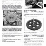 John Deere X495 and X595 Garden Tractors Service Manual TM-2024