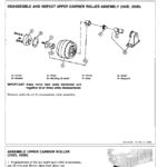 John Deere 350C, 350D, 355D Crawler Tractor Loaders Service Manual
