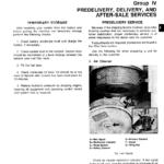 John Deere 855 Crawler Loader Service Manual TM-1165