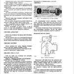John Deere 480 Forklift Service Manual TM-1016