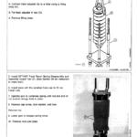 John Deere 70 Excavator Service Manual TM-1376
