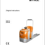 Still COP-20, COP-H10, COP-LH10, CS20, CS10M, CS16S, CS30Z, EGU-S, EGU, EGV Repair Manual
