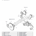 Liebherr Diesel Engine D934 D936 Service Manual