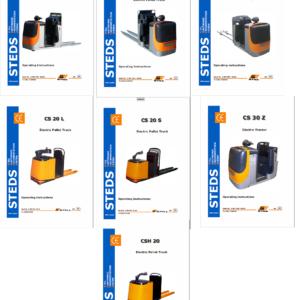 Still COP-20, COP-H10, COP-LH10, CS20, CS10M, CS16S, CS30Z, EGU-S, EGU, EGV Manual