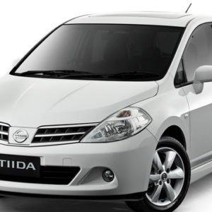 Nissan Tida C11 2006-2012 Repair Manual
