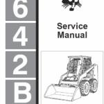 Bobcat 642b manual