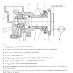 OM Pimespo EU3/12, EU3/15 and EU3/17.5 Forklift Workshop Manual