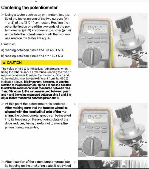 OM Pimespo XOP7 Lift Workshop Repair Manual