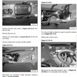 Bobcat 430 Compact Excavator Service Manual
