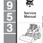 Bobcat 953 Skid-Steer Loader Service Manual