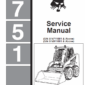Bobcat 751 Skid-Steer Loader manual