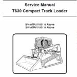 Bobcat T630 Loader Service Manual
