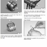 Bobcat TL470 and TL470X Telescopic Handler Service Manual