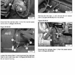 Bobcat 3400, 3400XL Utility Vehicle Service Manual