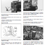 Bobcat V518 VersaHANDLER Telescopic Service Manual