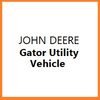 Gator Utility Vehicle