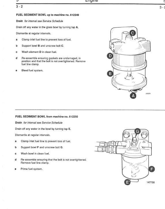 JCB 700 Series Articulated Dump Truck Service Manual