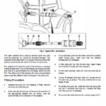 JCB 403 Wheeled Loader Service Manual