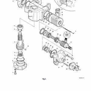 JCB 3000 XTRA Series Fastrac Service Manual