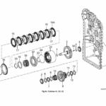 JCB 722 Articulated Dump Truck Service Manual
