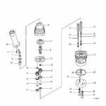JCB 8027Z, 8032Z Mini Excavator Service Manual
