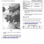 JCB 800D Workmax Utility Vehicle Service Manual