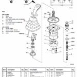 JCB 8080 Midi Excavator Service Manual