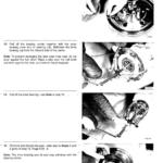 JCB 3CX, 4CX Backhoe Loader Service Manual (See Serial)