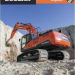Doosan Daewoo Dx300lc Excavator Service Manual