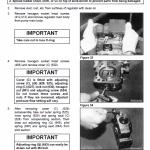 Doosan Daewoo Solar S300lc-v Excavator Service Manual