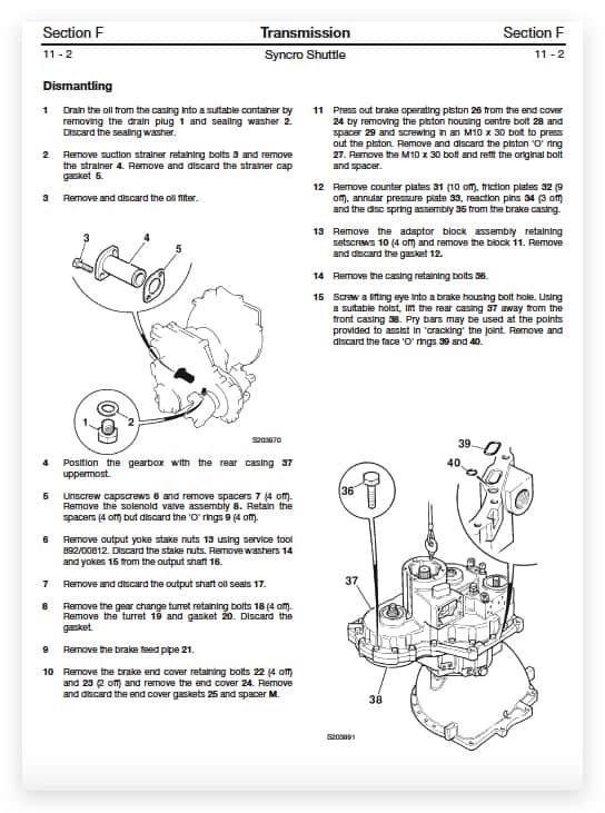 Jcb 520-50, 525-50 Year 1996 – 2012 Loadall Service Manual