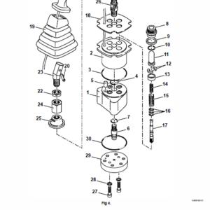 Jcb Js145w, Js160w Wheeled Excavator Service Manual