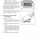 John Deere 1263 Harvester Service Manual Tm-1962