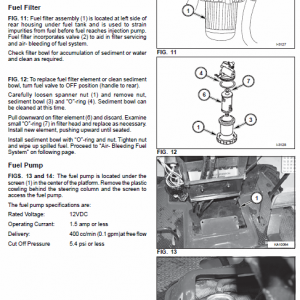 Massey Ferguson Gc2300 Tractor Service Workshop Manual