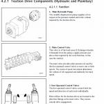 John Deere 850, 950 Feller Buncher Service Manual