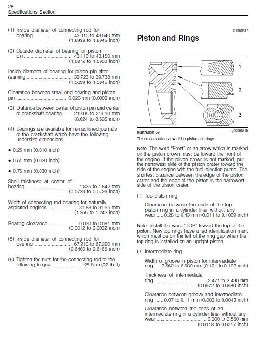 Perkins Engines 1106 Series Workshop Repair Service Manual