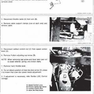 John Deere 8850 Tractor Service Manual Tm-1254