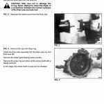 Massey Ferguson 1528, 1531 Tractors Service Workshop Manual