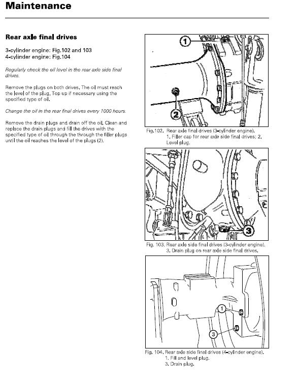 Massey Ferguson 2210, 2225, 2235 Tractor Service Manual