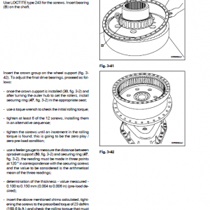 New Holland D350 Bulldozer Dozer Service Manual