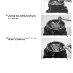 New Holland L175 Skidsteer Service Manual